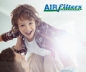 Air Filters Delivered