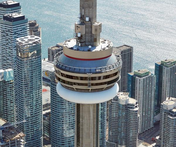 Perkopolis: CN Tower