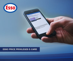 Esso Price Privileges E-Card