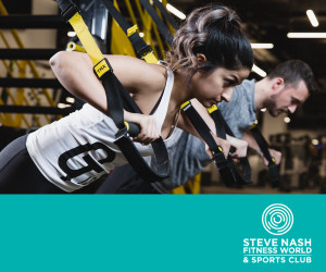 Steve Nash Fitness Clubs