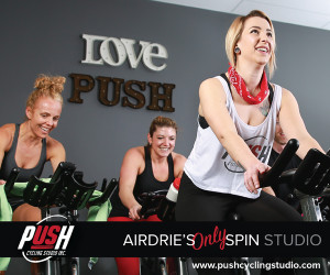 PUSH Cycling Studio